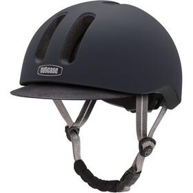 Nutcase Metroride Kask rowerowy, black tie matte